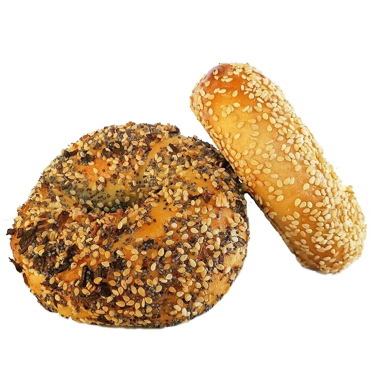 <strong>Northumberland Style Bagels</strong><br><em>1/2 dozen</em>